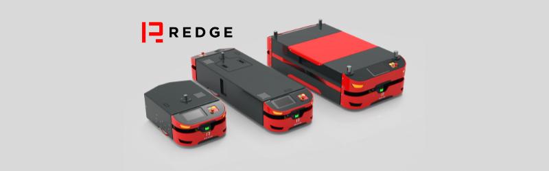 Roboty REDGE AGV